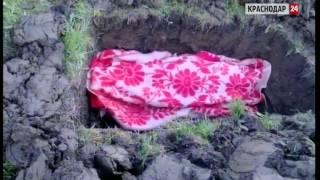 Жители дач в Яблоновском заявили о надругательстве над усопшими на местном кладбище