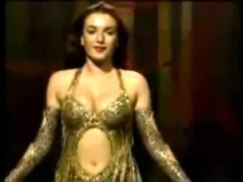 Belly Dance Breast Shoulder Shimmy Montage Remix