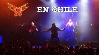 Toxik en Chile - Metal Thrashing Mad (Anthrax Cover) (Santiago, 04/09/15) (Multicam)