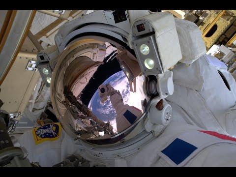 [REPLAY LIVE] U.S. EVA # 40 - Sortie dans l'espace de Thomas Pesquet