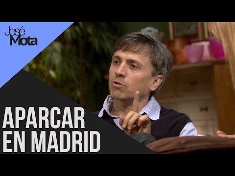 Aparcar en el centro de Madrid - ¡Prioridad Número 1!