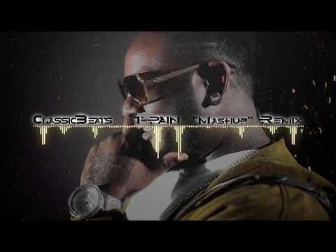 T-Pain Mashup Kizomba Remix By ClassicBeats