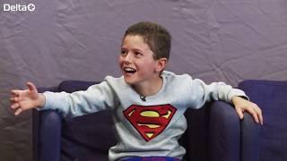 איך הגיבו הילדים כשגילו שלהורים יש כוחות על?