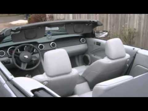 2007 Ford Mustang Deluxe Convertible in Kelso, WA