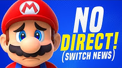 No Nintendo Direct Coming in June 2020! (E3 Switch News)
