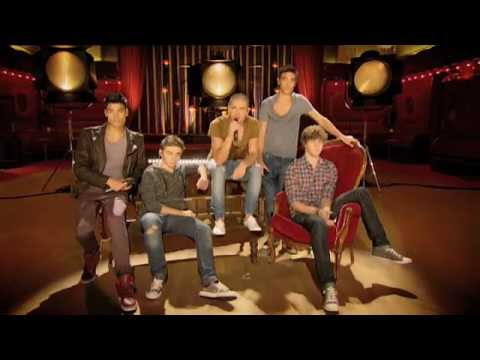 The Wanted: Revealed  Part 9  Heart Vacancy Performance