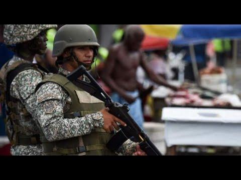 كولومبيا تشدد إجراءتها الأمنية عقب الانفجار  - نشر قبل 3 ساعة