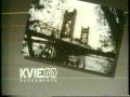 KVIE Channel 6 Sacramento sign-off from 1985