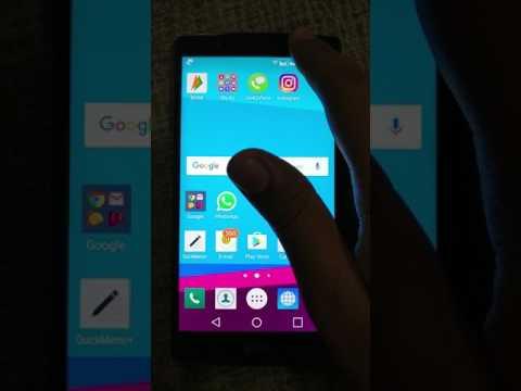 LG G4 Screen Burn-in