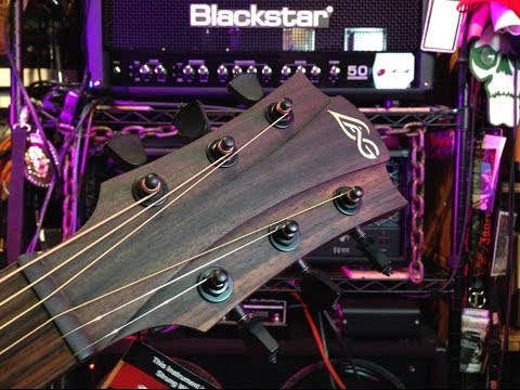 Ultimate Luxury Acoustic Guitar : European Design by LAG