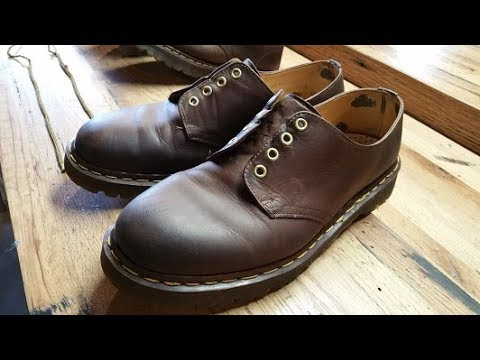 How to Care for Leather Boots & Shoes - Red Wings 1907, Doc Martens, Carhartt