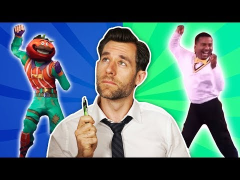 Carlton v. Fortnite — Copyright Dance-Off! (Real Law Review) Mp3