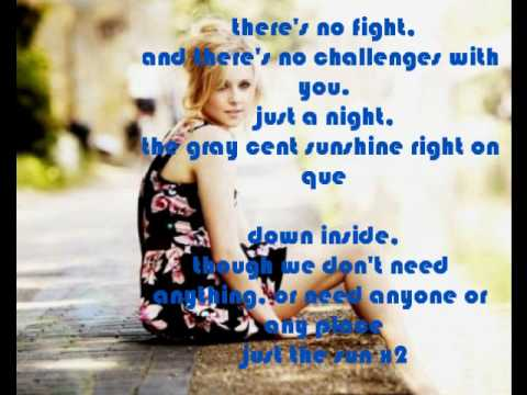 Diana Vickers - Jumping Into Rivers (Lyrics)