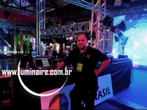 Lighting Week Brasil - estande GOBOS