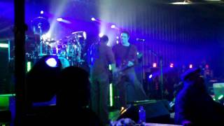 (Best Quality on youtube) Breaking Benjamin - Dream On  *cover* (Live in Lubbock, TX 12/2/09)