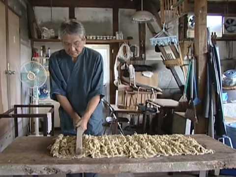 Sekishu-Banshi: papermaking in the Iwami region of Shimane Prefecture