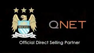 Qnet with Manchester City (Official Direct Selling Partner)