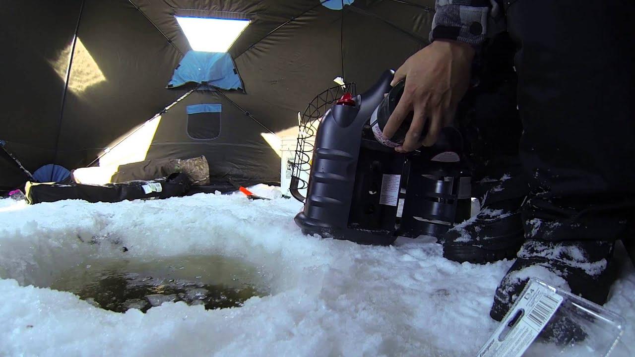 Best Ice Fishing Heater? Mr  Heater Buddy F232000 (MH9BX)