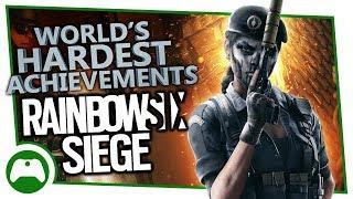 Rainbow Six Siege - World