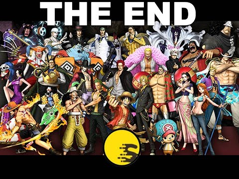 One Piece Pirate Warriors 3 - GOLD Edition THE END |