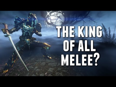 Warframe: THE KING OF ALL MELEE WEAPON | NEW META AFTER MELEE 3.0