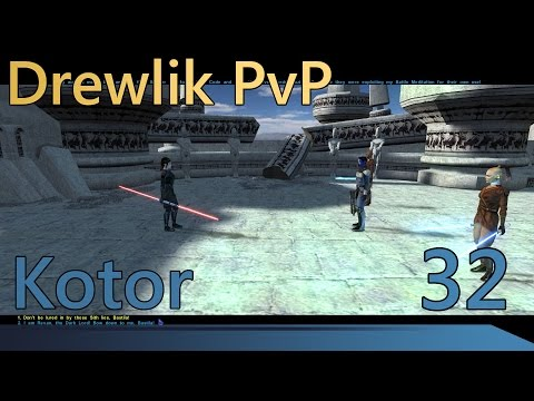 Kotor Playthrough | Part 32 | 1080p l Force Storm Op in every BW Game