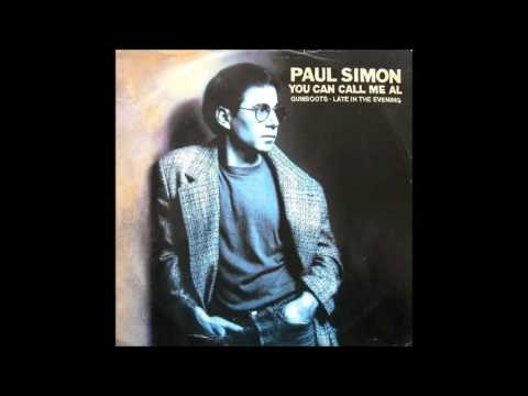 Paul Simon - You Can Call Me Al (Extended Mix)