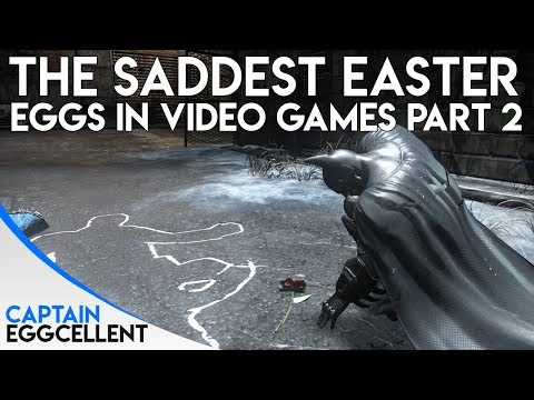 The Saddest Easter Eggs In Video Games - Part 2