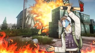 ОПЕРАЦИЯ ТОПОР ИЛИ ТОП ЛУТ ЗА ПАРУ МИНУТ! Escape from Tarkov   Побег из Таркова Выживание на заводе