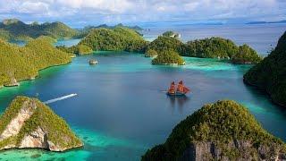 Las islas más salvajes  Indonesia