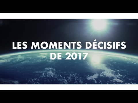 Thales : Les moments décisifs de 2017
