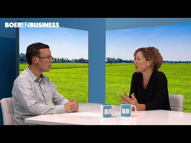 BB TV: Marieke de Ruyter de Wildt - Wat kan de boer met blockchain?
