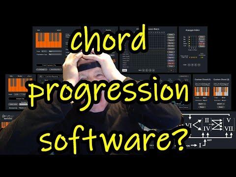 Chord Progression Software