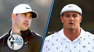 Golf Digest's Hally Leadbetter on the Bryson DeChambeau-Brooks Koepka Rivalry