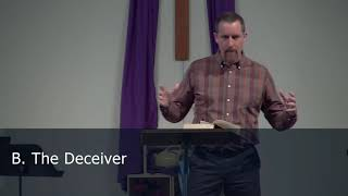 Be On Your Guard (Paradise Lost Series: 2) Pastor Mike Bonser - Genesis 3:1-7