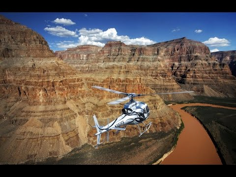 National Geographic - Amazing Flight Over The Grand Canyon