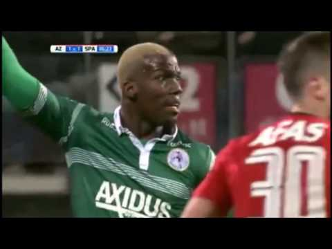 Mathias Pogba Scores for Sparta Against AZ