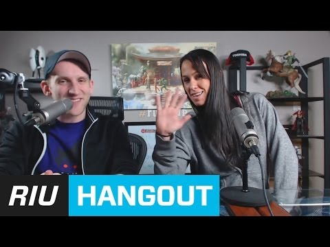 #runitup hangout with Danielle Andersen!