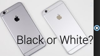 iPhone 6: Black or White?