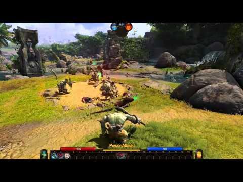 видео: panzar: forged by chaos - Первый взгляд