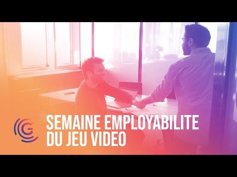 Semaine de l'Employabilité du Jeu Vidéo - Aftermovie - Saison 1