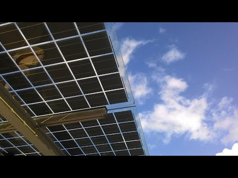 Solar panels meaning