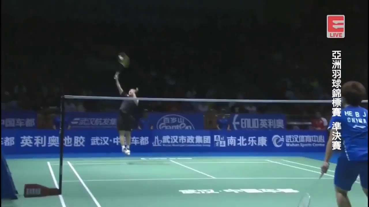Bulu Tangkis Live Stream Badminton Asia Championships 2017 - Lu Kai-Huang Yaqiong vs Lee Chun Hei-Ch