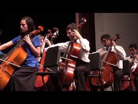 Strings Festival, Westfield HS, March 4, 2017