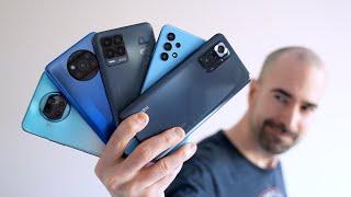 Best Budget Phones Under £300 (Spring 2021) | Cheap Smartphones Reviewed!