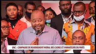 UNC : Campagne de réarmement moral des cadres et animateurs du partl