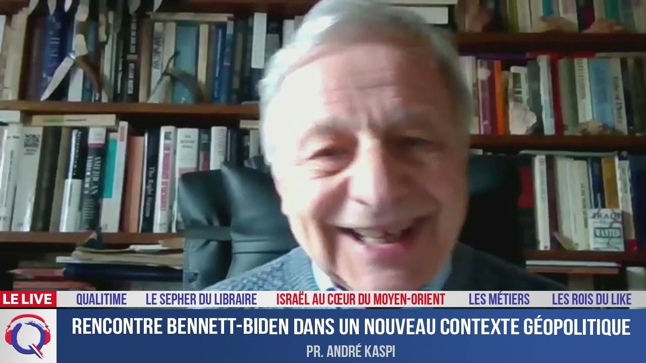 Rencontre Bennett-Biden dans un nouveau contexte géopolitique - IMO#146