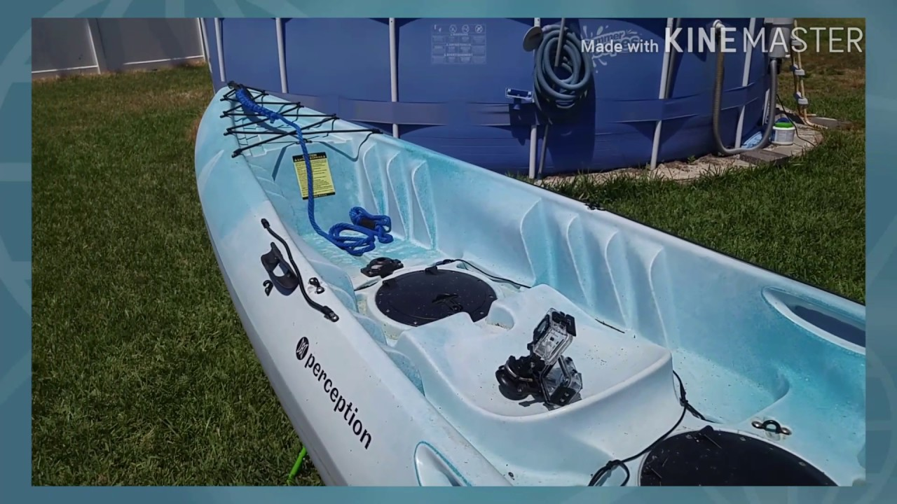 Diy kayak paddle bag related keywords diy kayak paddle for Academy sports fishing kayaks