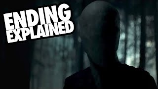 SLENDER MAN (2018) Ending Explained + Creature Breakdown