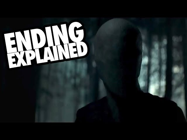 SLENDER MAN (2018) Ending Explained + Creature Breakdown